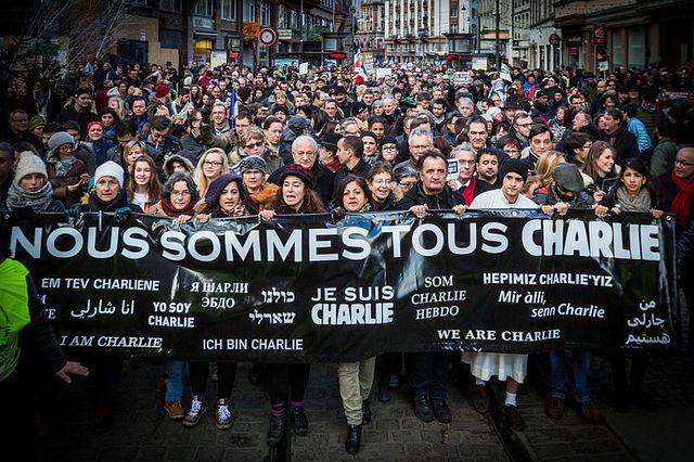 Manifestation le 11 janvier 2015