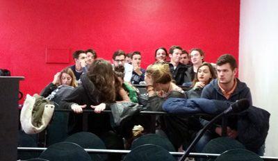 Des élèves du lycée Louis Pasteur