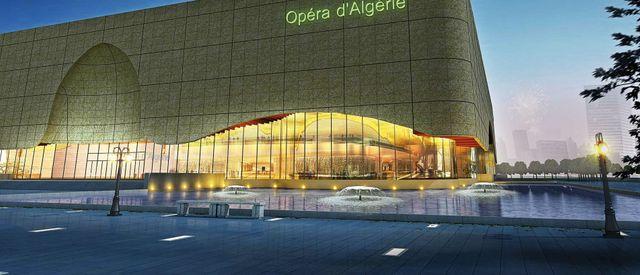 Opéra d'Alger