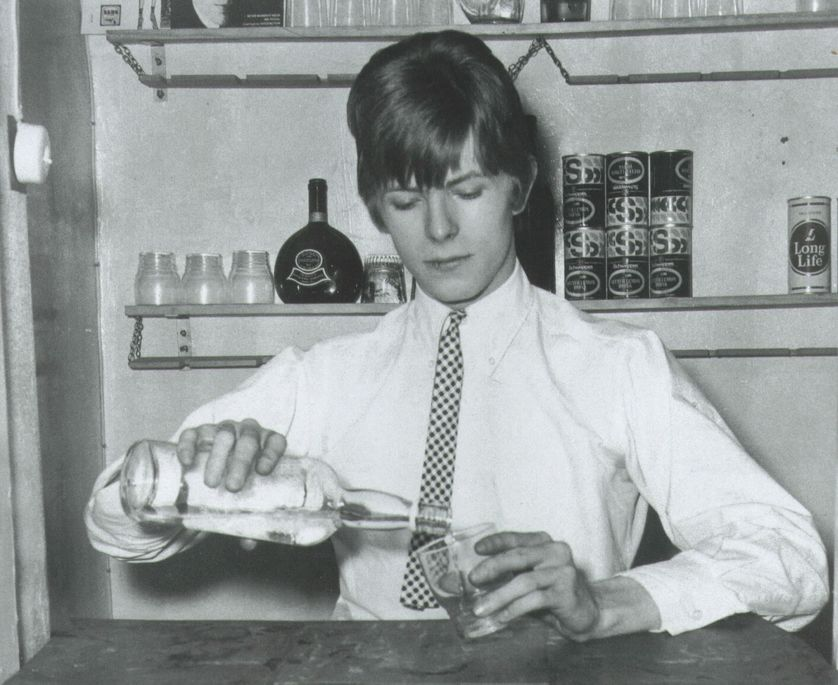 Bowie, époque Mods