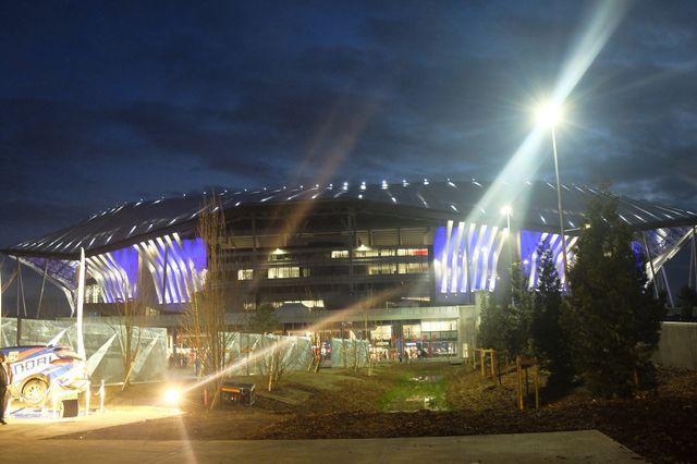 Grand stade Lyon