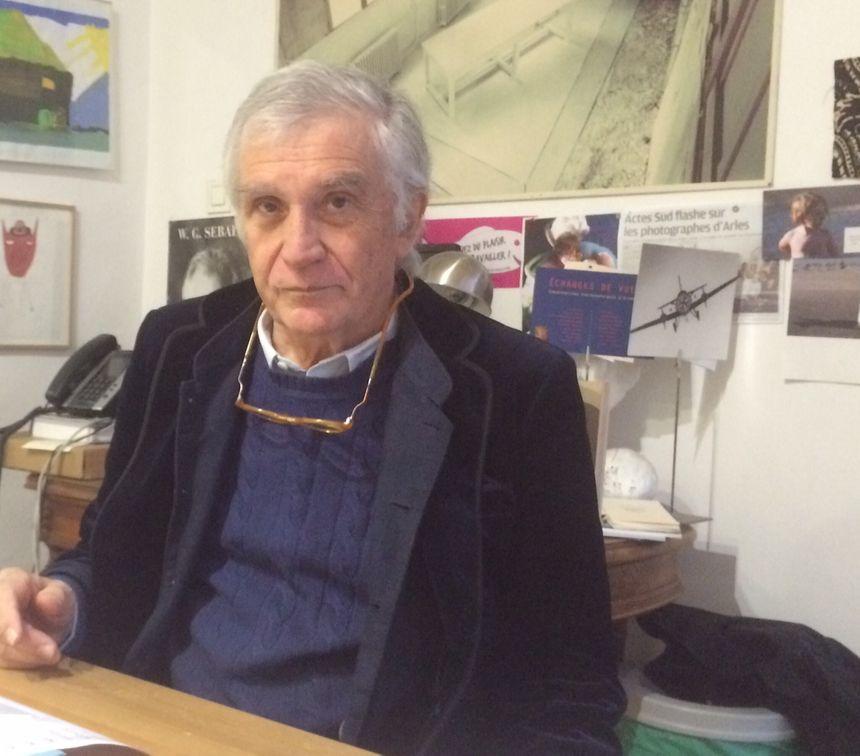 Jean-Paul Capitani veut repenser l'école, pour lutter contre l'exclusion.