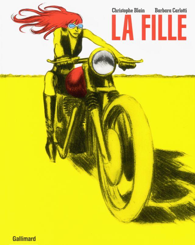 Lucky Luke - La fille