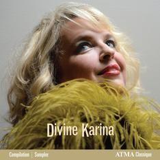 "Karina Gauvin-album ""Divina Karina"""