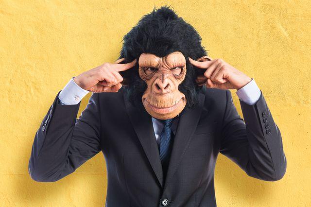 L'homme singe