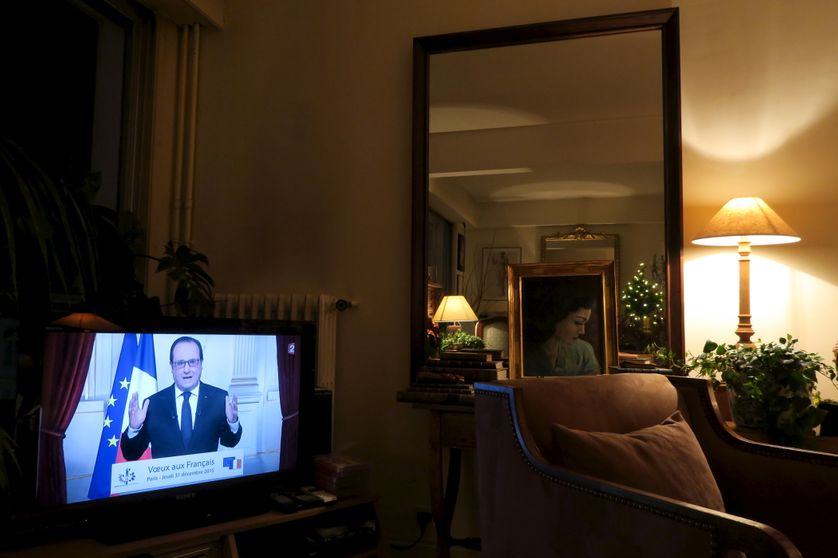 Les vœux de François Hollande