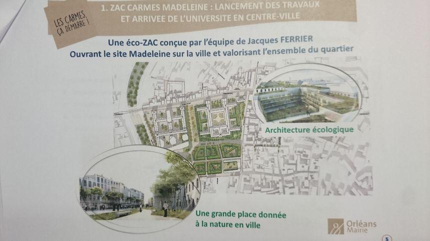 L'ancien Hôpital Porte Madeleine va devenir un éco-quartier