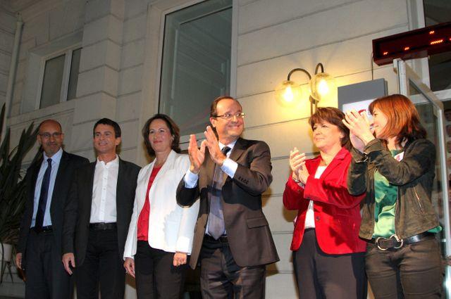 Primaire socialiste en 2011