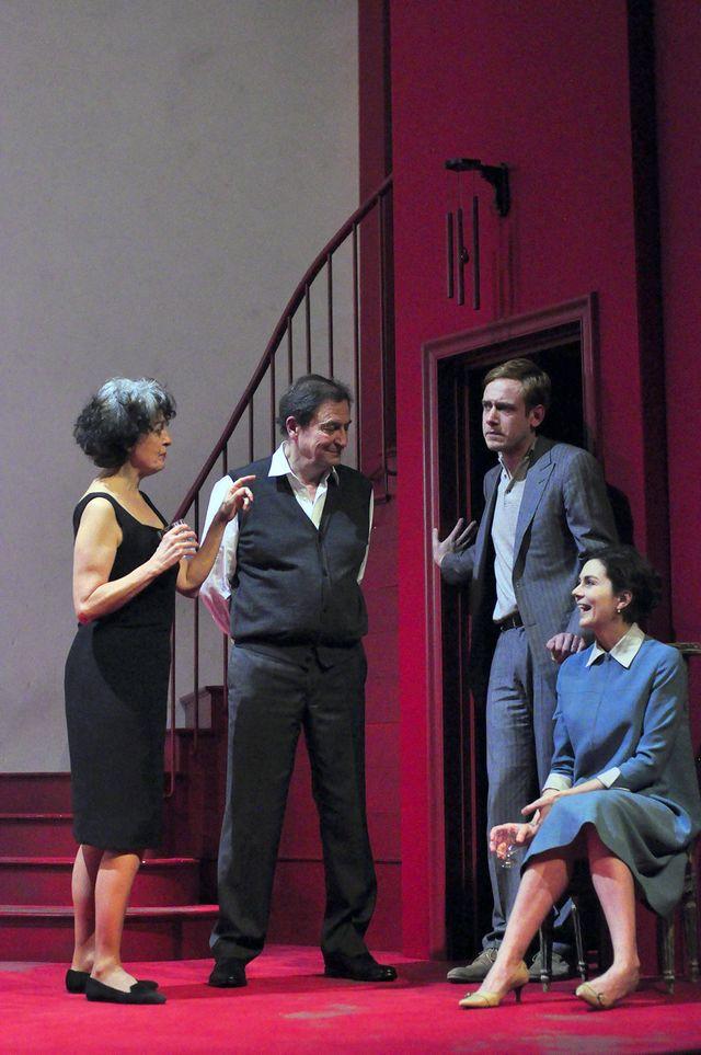 """Alain Françon, metteur en scène de """"Qui a peur de Virginia Woolf ?"""""""