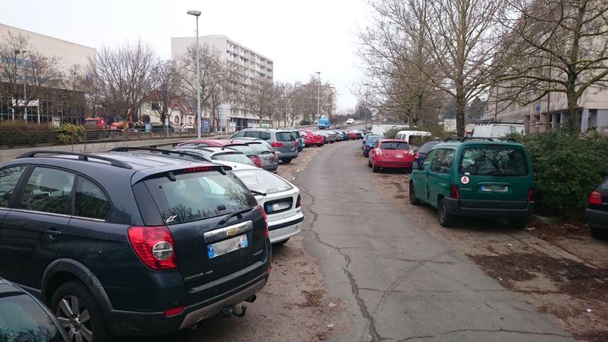 Un peu de répit au parking du Boulevard Jaurès, il sera payant courant 2016