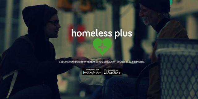 Homeless Plus: une application pour aider les sans-abris