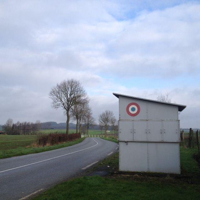 L'ancien poste-frontière de Bailleul