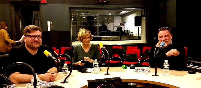 Jakob Hinrichs, Antje Neubert et Bouli Lanners dans Ping Pong