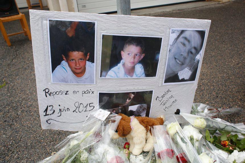 Les jeunes victimes de l'explosion à Bas-en-Basset