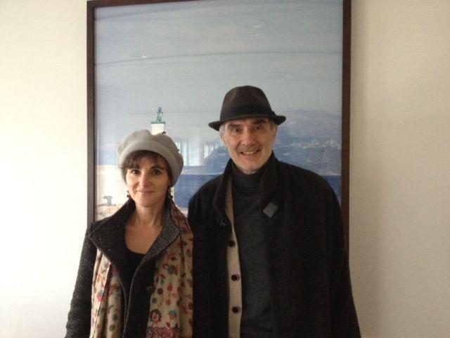 Agnès Rigny et Pierre Lopez