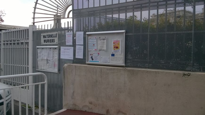A Nice, deux élèves des Mûriers blessées par des tirs de plomb vendredi