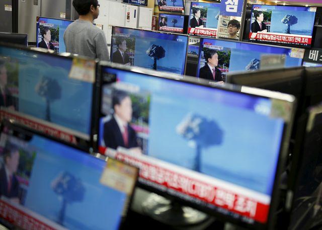 La Corée du Nord évoque un essai nucléaire réussi