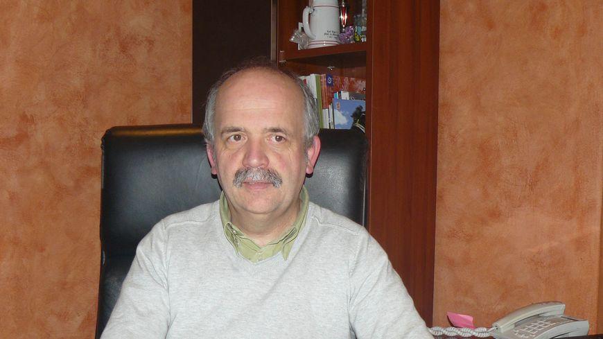 Jean-Claude Raffin, le maire de Modane (image d'archives)