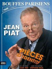 Jean Piat / Pièces d'identité