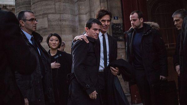 Cérémonie d'hommage à Pierre Boulez en l'église Saint-Sulpice à Paris