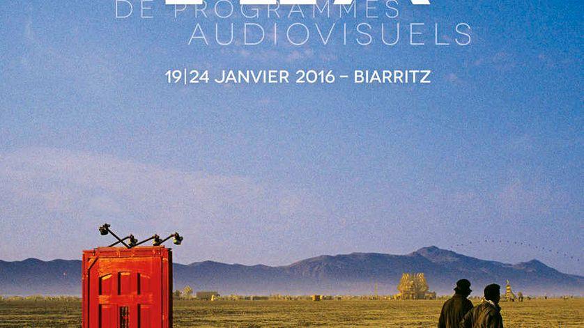 Affiche du Festival international des programmes audiovisuels 2016