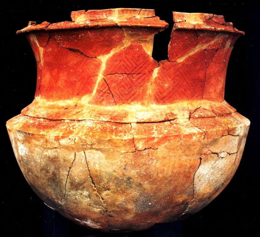 Grande poterie découverte sur le site de Lapita