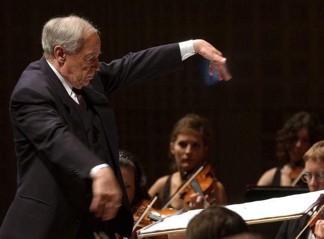 Le compositeur et chef d'orchestre Pierre Boulez décède à l'âge de 90 ans