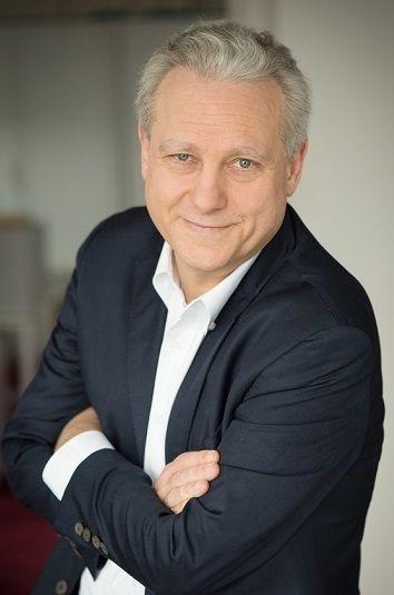 Yves Bigot directeur de TV5 Monde
