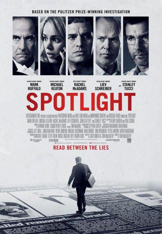 "Affiche ""Spotlight"""