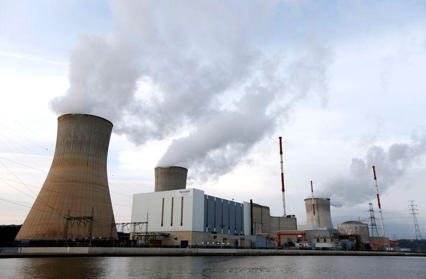Centrale nucléaire de Tihange en Belgique