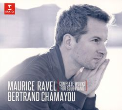 Couverture Ravel : Oeuvres pour Piano
