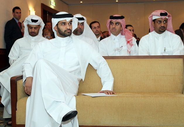 Hassan Abdullah Al Thawadi, secrétaire du comité pour le Qatar 2022