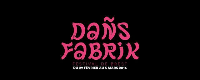 affiche festival Dans'Fabrik