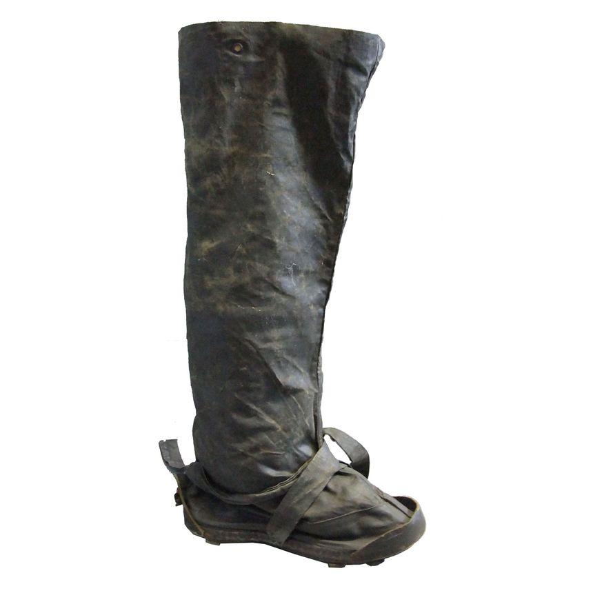 Les bottes de tranchées