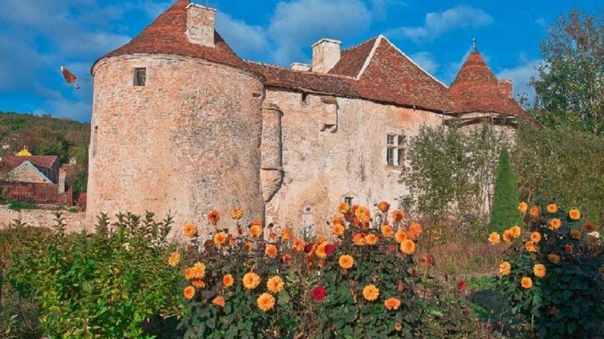 Le château de Gurgy restauré
