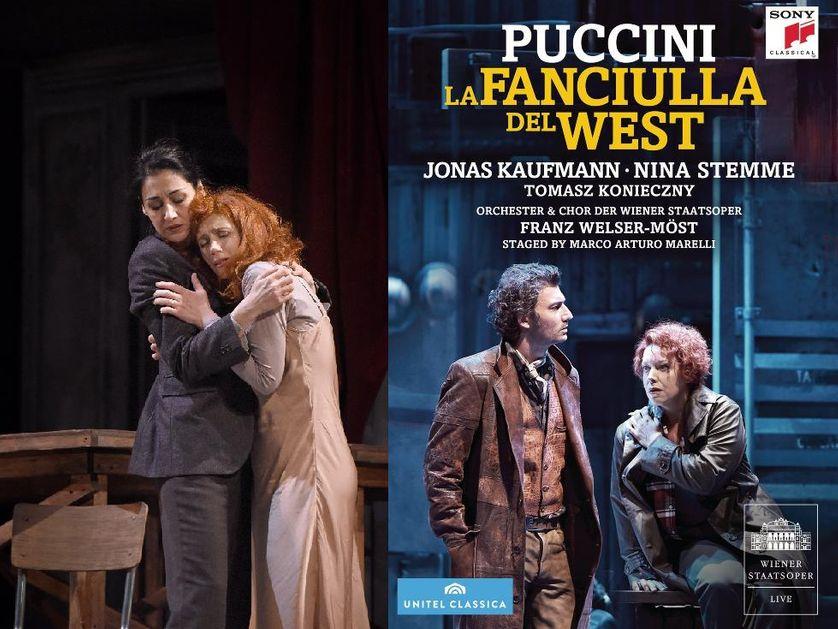 Mithridate, Mozart, La Fanciulla del West, Puccini