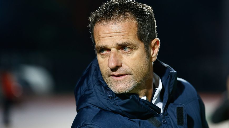 Philippe Hinschberger, le coach grenat