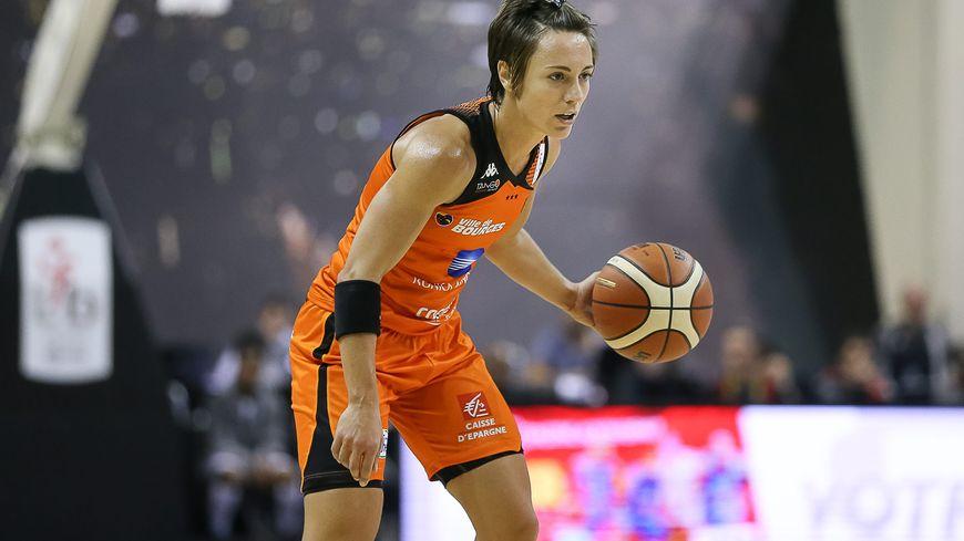 Céline Dumerc quittera Bourges à la fin de la saison (photo illustration)