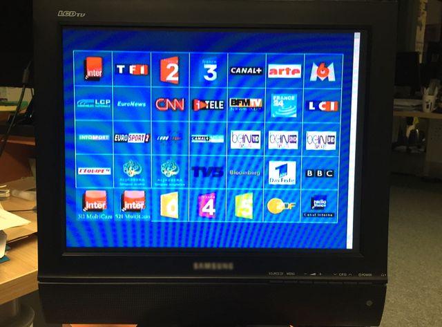 La télé est la 1ère source d'information des Français