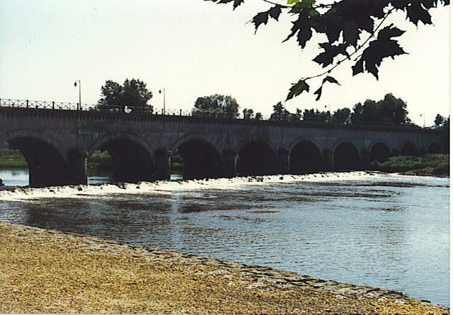 La Loire à Digoin