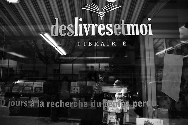 Des livres et moi, Nathalie Romanens
