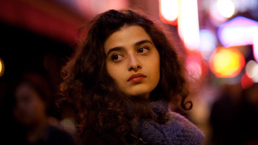 Manal Issa dans Peur de rien