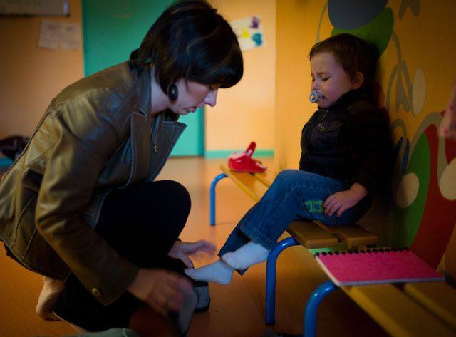 Etre autiste et hospitalisé à l'âge de 3 ans