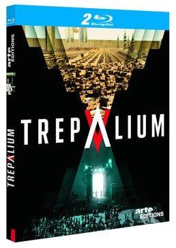 "DVD série ""Trepalium"" sur Arte"