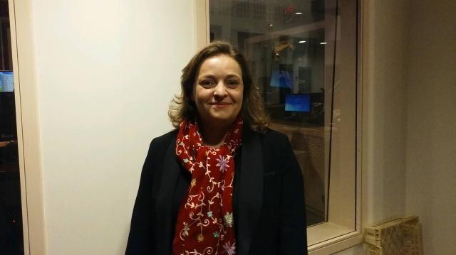 Sabine Oppilliart, sous-préfète du Territoire de Belfort