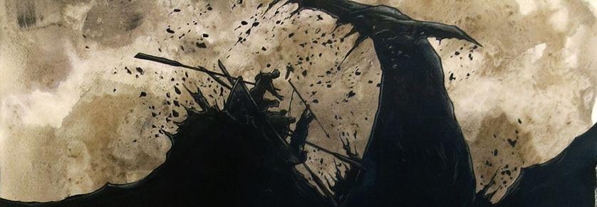Illustration de Moby Dick
