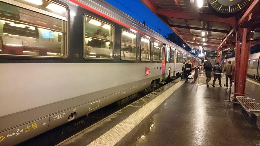 Train nancy paris en 3 heures c 39 est nouveau possible for Train paris salon de provence