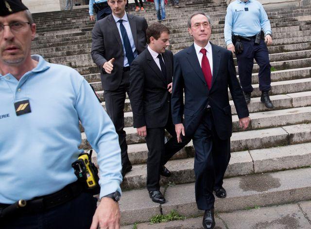 """L'ancien secrétaire général de Nicolas Sarkozy est soupçonné de """"complicité de favoritisme""""."""