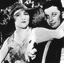 Robert Desnos et Youki, 1933