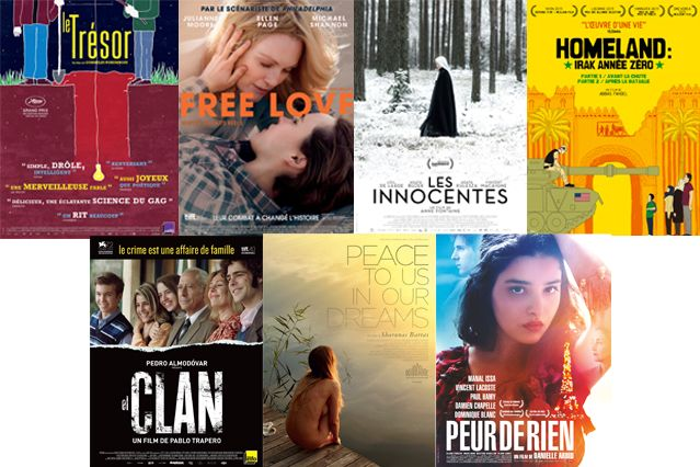 Les films de la semaine du 13 février